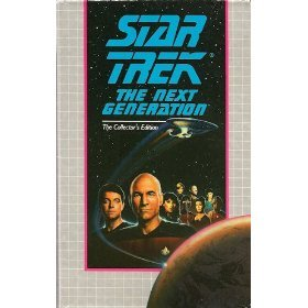 Star Trek The Next Generation Collector's Edition - The Perfect Mate / Imaginary Friend
