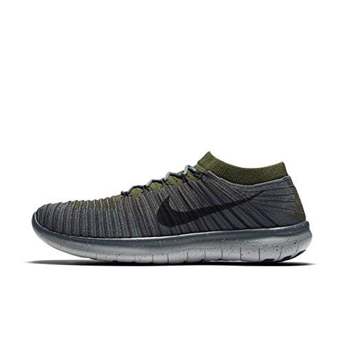 Nike , Baskets mode pour homme vert Blue Fox/Black-Rough Green