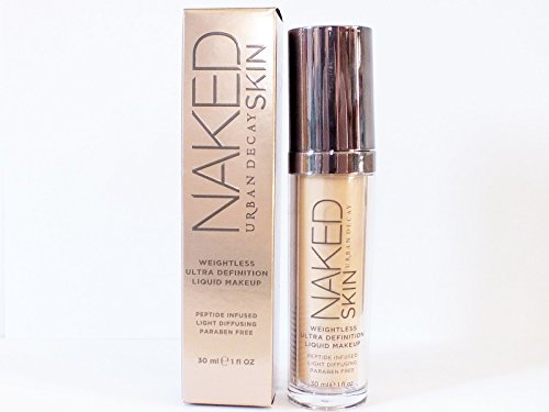 UD Naked Skin Weightless Ultra Definition Liquid Makeup in 5.5 – 100 Authentic