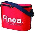 Finoa(フィノア) トレーナーズバッグ レッド 945