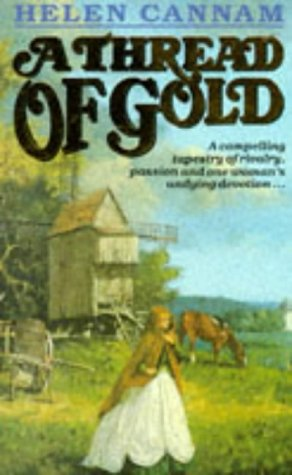 book cover of Thread of Gold