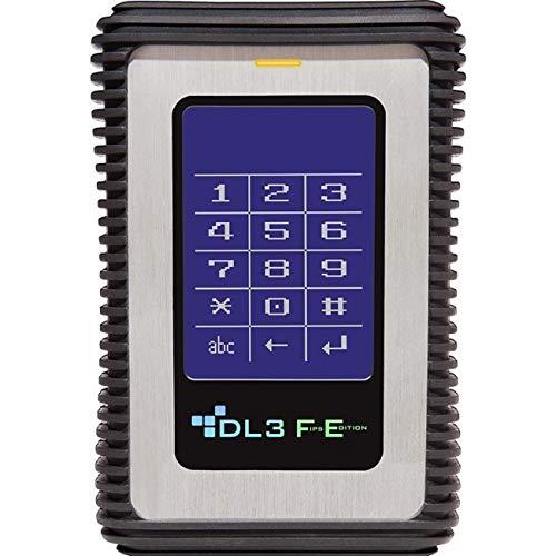 Usb Gb 500 5400 (DataLocker DL3 FE Encrypted External Hard Drive, 500 GB, USB 3.0 (FE0500RFID))