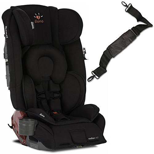 Diono Radian RXT Car Seat With Carrying Strap - Midnight