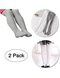 Girl Stockings Pantyhose Baby Toddler Girls Tights Knit Cotton Pantyhose