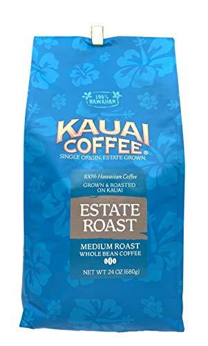 Kauai Coffee Single Origin Kauai Prime Grade Medium Roast Whole Bean - 1.5 lb