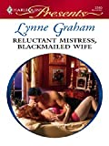 img - for Reluctant Mistress, Blackmailed Wife (Greek Tycoons) book / textbook / text book