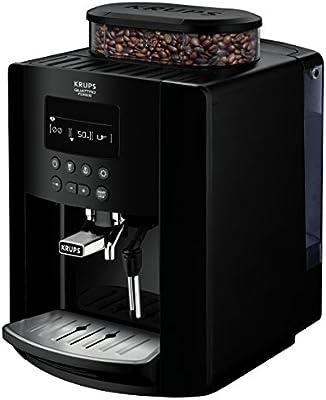 Krups Arabica EA8170 - Cafetera (Independiente, Máquina espresso ...