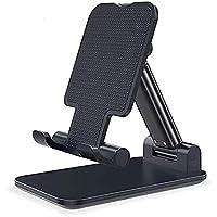 Suporte de Mesa para Celular Ajustável Articulado Tablet Smartphone (Preto) [Sky Dreams]
