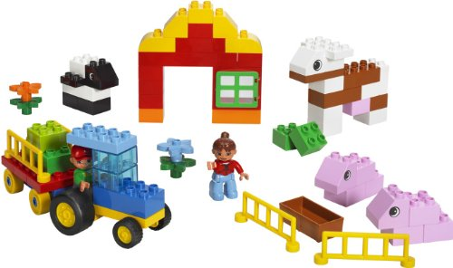 Lego Duplo Ultimate Farm Building Set 102 Pieces (5488)