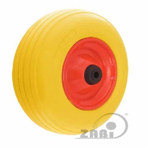 ZAB de S Espuma Cilindro de ruedas Espuma Cilindro de rueda de repuesto carretilla rueda de poliuretano, 400MPL, 1: Amazon.es: Industria, empresas y ciencia