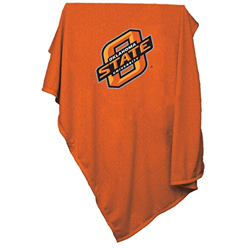 Oklahoma State Fleece Throw - NCAA Oklahoma State Cowboys Sweatshirt Blanket