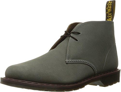 Dr. Martens Men's Sawyer Chukka Boot, Grey, 12 UK/13 M - Shoes Mens Dress Marten Dr
