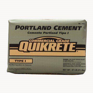 (SAKRETE OF NORTH AMERICA 112447 47 LB Portland Cement, Type 1)