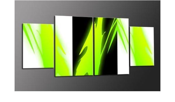 Top imagen sobre lienzo 4 imágenes Art de referencia m42017 Neon ...