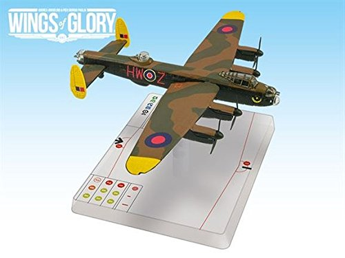 Wings of Glory WWII: Avro Lancaster B Mk.III Grog's the Shot by Ares Games