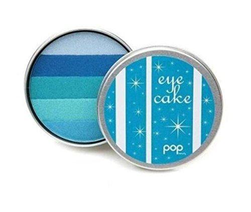 By Pop Beauty Eye Cake (Pop Beauty Eye Cake - Bright Blue Eyes)