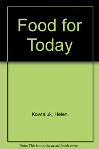 Food for today helen kowtaluk alice o kopan 9780026639200 food for today revised edition fandeluxe Image collections