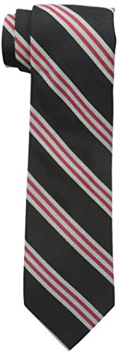 Haggar Men's Tall Extra Long Stripe Tie