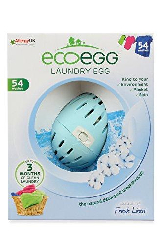 Ecoegg Laundry Egg (54 Washes) - Fresh Linen (Best Eco Nappies Uk)