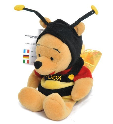 Disney Bumble Bee Pooh Bean Bag 8