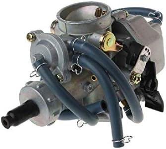 KJLTLD Carburador//Apto para Honda TRX250 Recon carburador 1997-2001 TRX250TE TRX250TM 2002-2007 A6H