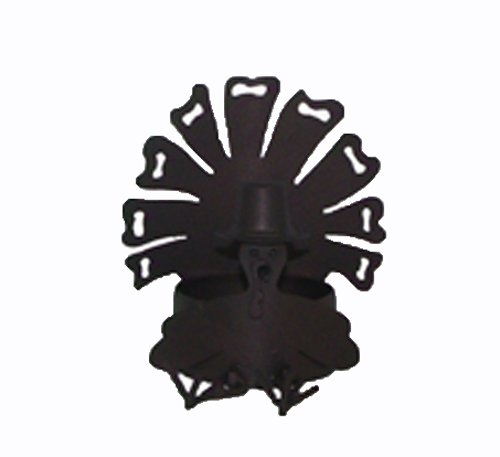 Give Thanks Metal Turkey Tealight Holder by Yankee Candle