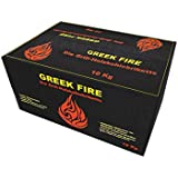 Greek Fire Holzkohle Briketts 1 x 10 kg