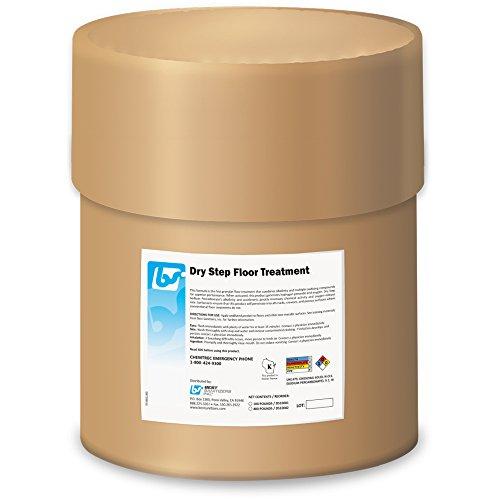 Best Sanitizers DS10001 Alpet Dry Step Floor Treatment 100 lb. drum