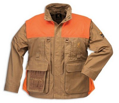 34bd192ff747c Amazon.com: Browning Pheasants Forever Upland Canvas Jacket: Sports ...