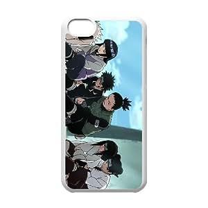 Hjqi - DIY Naruto Plastic Case, Naruto Unique Hard Case for iPhone 5C