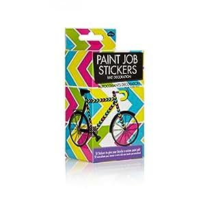 Npw Paint Job Stickers
