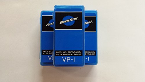 Park Tool Vp-1 Patch Kits 3 Pack