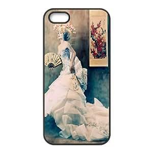 Custom iPhone 5,5S Case, Zyoux DIY New Design iPhone 5,5S Plastic Case - Theater