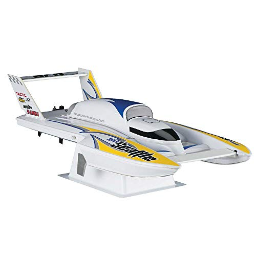 AquaCraft Miss Seattle U-16 Unlimited Hydroplane Ready-to-Run Radio Controlled Boat (Hydroplane Boat)