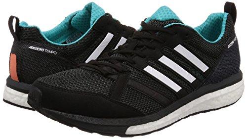 M Negro Mystery Black Hombre F18 F17 Core Adizero Tempo 9 Adidas de para Zapatillas Running res Aqua Ink Hi n4t8x