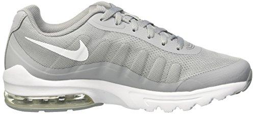 gris Pour Couleurs Baskets Air Nike Plusieurs Max Invigor Homme Blanc Loup OwBqIx8w