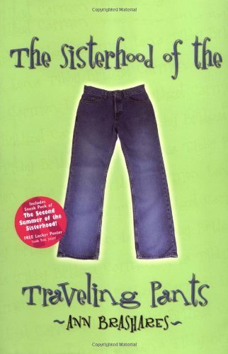 Sisterhood of the Traveling Pants by Brashares, Ann [Delacorte Books for Young Readers,2001] (Hardcover)