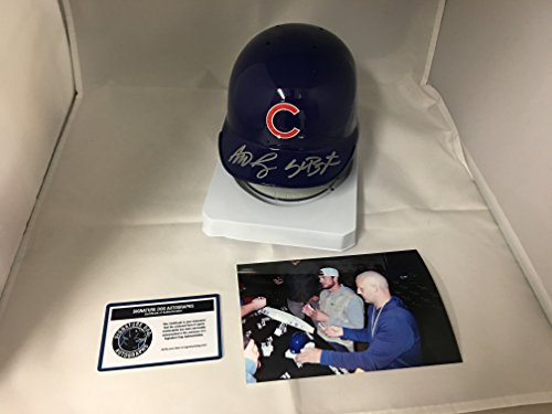 kris-bryant-anthony-rizzo-dual-signed-autographed-chicago-cubs-mini-batting-helmet-hologram-matching