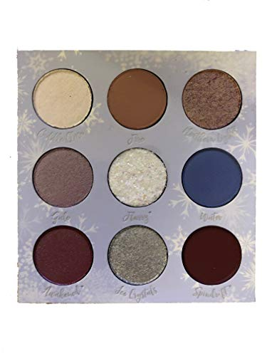 Colourpop Frozen Elsa Pressed Powder Palette