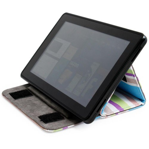 Kroo 7-Inch Canvas Wrapper for Tablet PC and ebook Reader