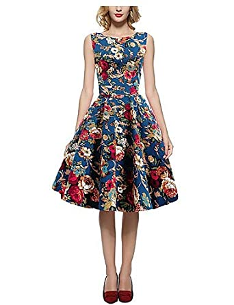 eee181e97af0 ELECTROPRIME Women s Going Out Skater Dress