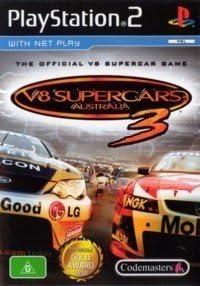 V8 Supercars Australia 3 Ps2 Amazon Co Uk Pc Video Games