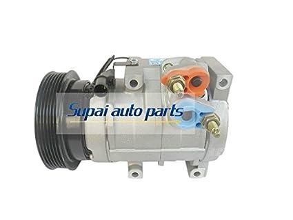 Pengchen Parts HS-20 - Compresor de aire acondicionado para KIA RONDO 2007-2008