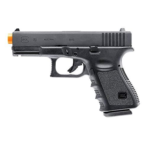 Elite Force Glock 19 Gen3 GBB 6mm BB Pistol Airsoft Gun (Airsoft Guns Without Orange Tips For Sale)