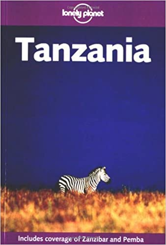 Book Lonely Planet Tanzania by Mary Fitzpatrick (2002-04-02)