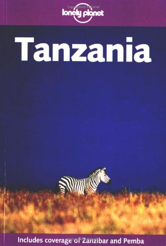 Lonely Planet Tanzania by Mary Fitzpatrick (2002-04-02)