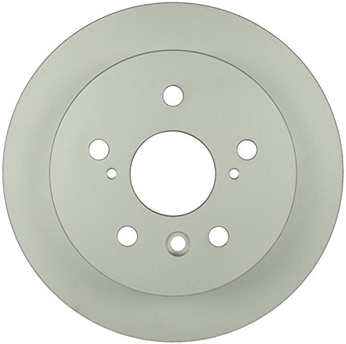 Bosch 50011227 QuietCast Premium Disc Brake Rotor, Rear Ton Rear Rotors