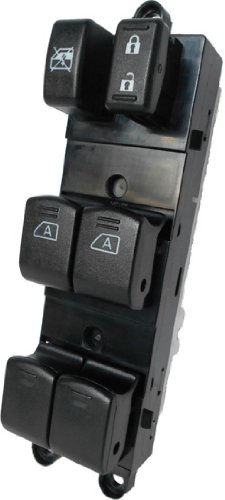 Nissan Pathfinder Master Power Window Switch 2007-2012