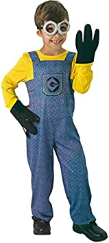 Rubies Illumination Entertainment - Disfraz Minion para niños, talla ...