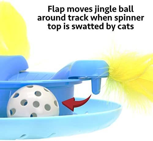 Kitty City Pop-up Cat Cube, Cat Tunnel, Cat Bed, Tunnel, Cat Toys, for Cat and Kitty 6